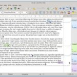 Commentaire OpenOffice