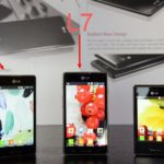 LG Optimus L Serie II L5 L7 L3