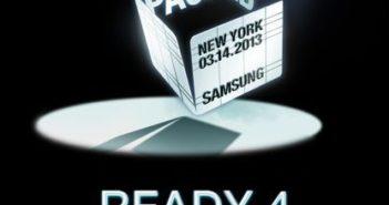Samsung mobile S 4