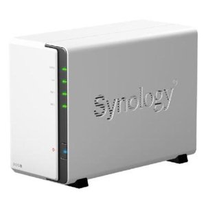 Synology DS-212J 170€