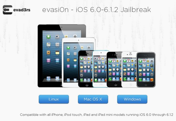 evasi0n Jailbreak iOS 6.1.3, ça bugue