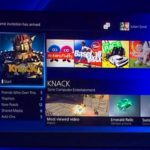 interface PS4 150x150 La PlayStation 4 ne se montre pas