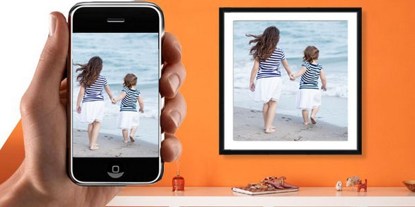 polaroid fotobar Un Polaroïd Fotobar en Floride