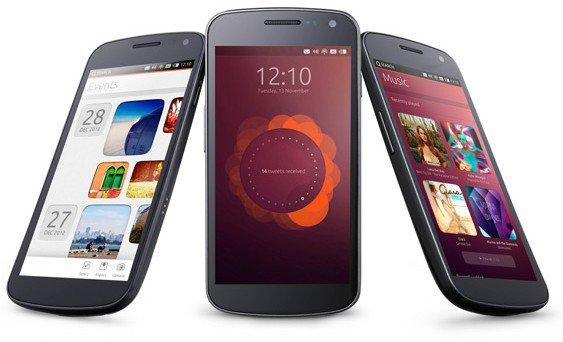 ubuntu smartphone mobile os Le premier smartphone Ubuntu pour octobre 2013