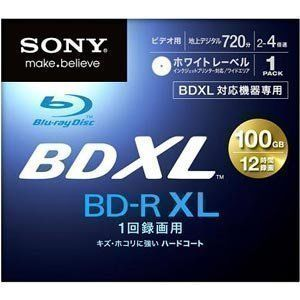 Blu-Ray BD-R XL 100Go