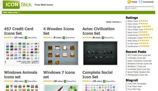 5 sites dicônes gratuits