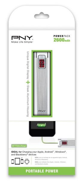 POWER PACK 2600