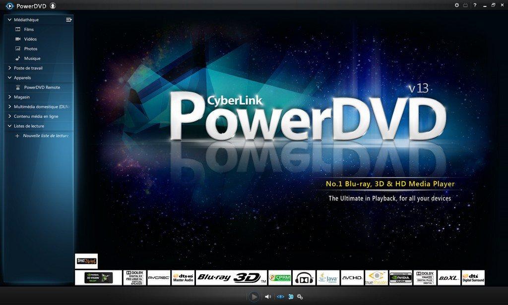 PowerDVD 13