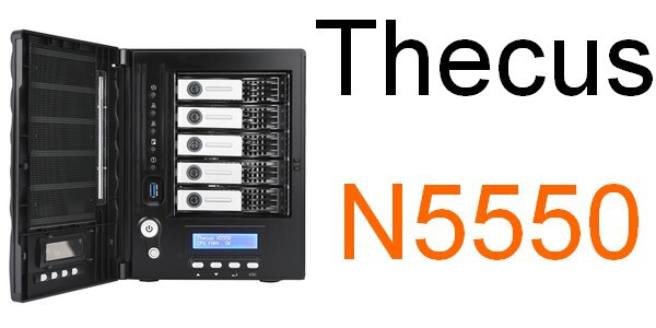 Thecus n5550