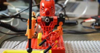 robot percussions
