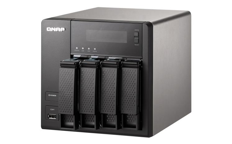 QNAP TS-421