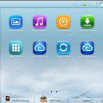 QNAP interface bureau qts 4