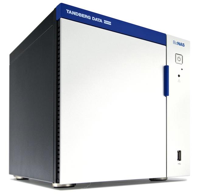 Tandberg Data BizNAS D400