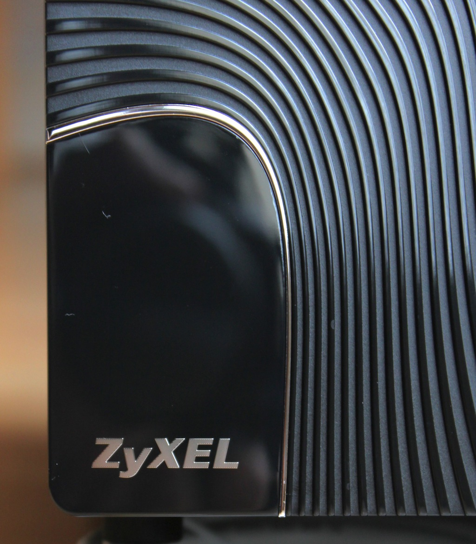 ZyXEL NSA325 Logo