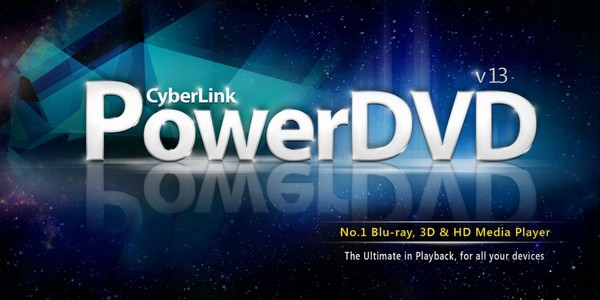 cyberlink powerdvd 13 PowerDVD 13 est disponible...