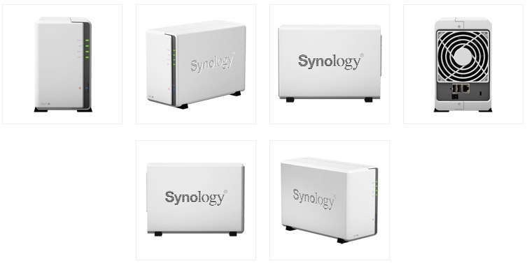 NAS Synology ds213j