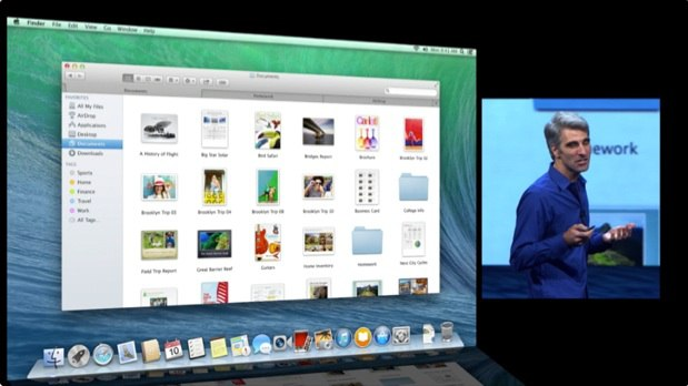 APPLE OS X 10.9