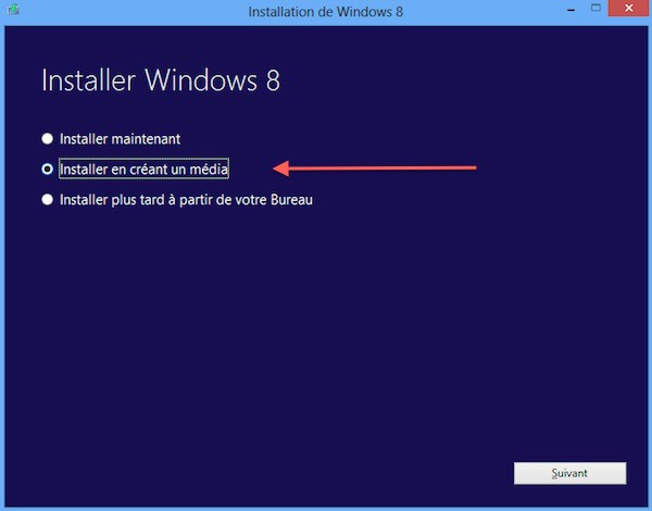 installer windows 8 Télécharger gratuitement Windows 8 Pro