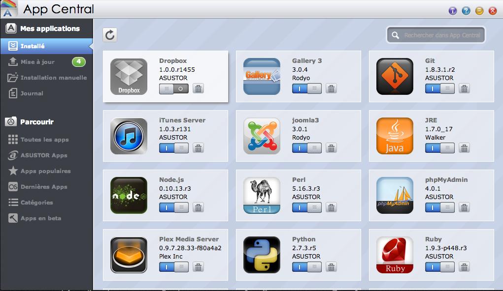 App Central