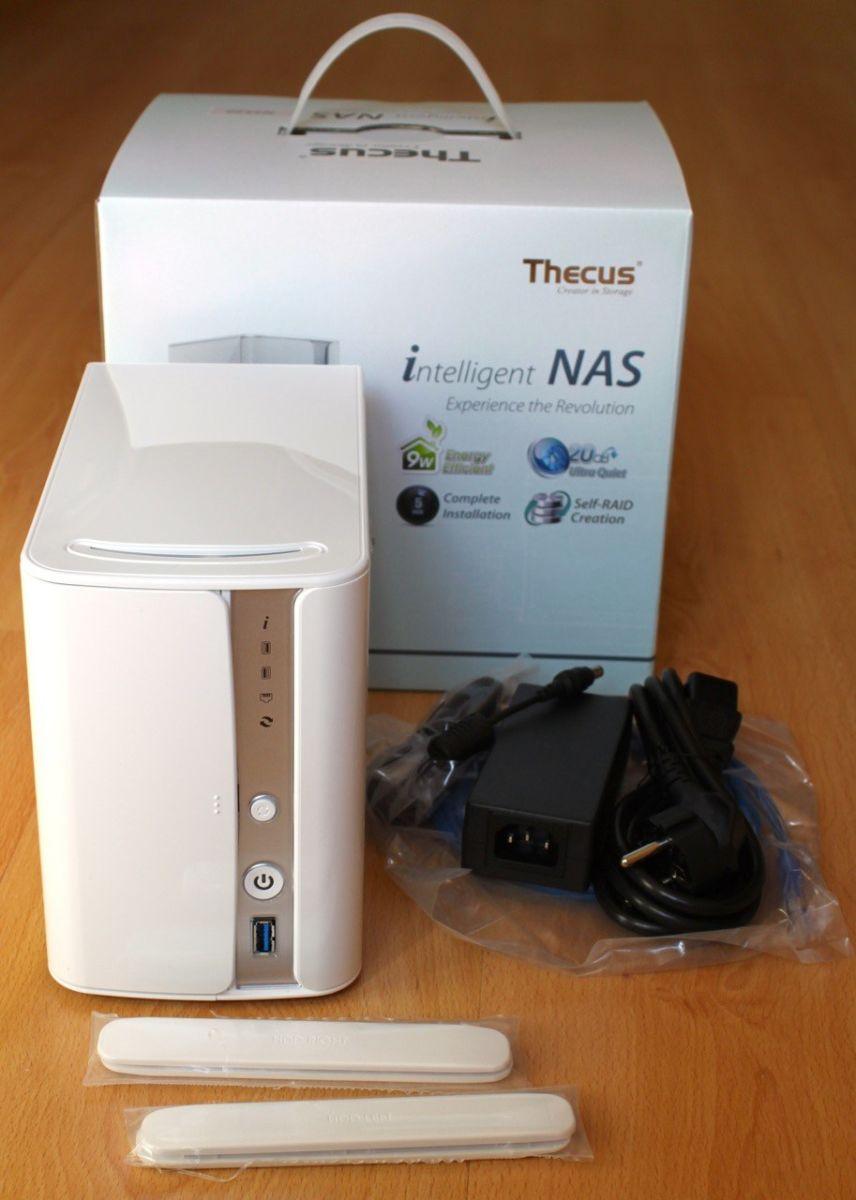 package-Thecus-N2520