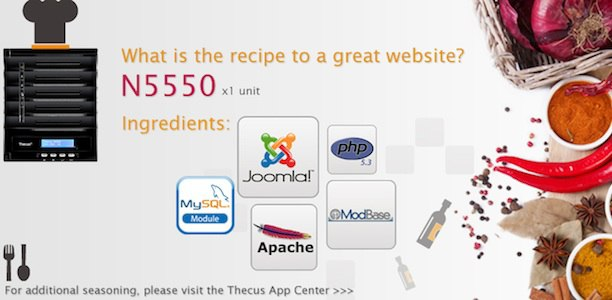 thecus-app-center