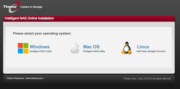 thecus-windows-osx-linux