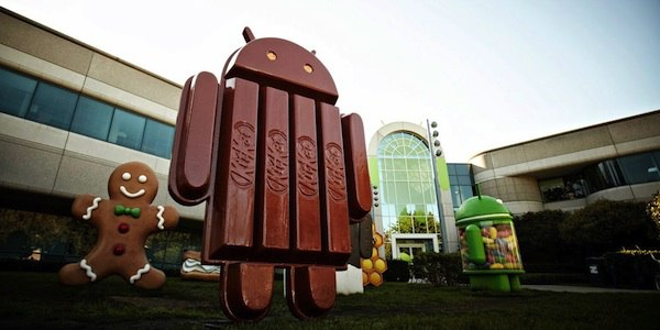 google-android-statue