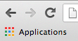 icone Applications Chrome se met à jour... et Google change de logo