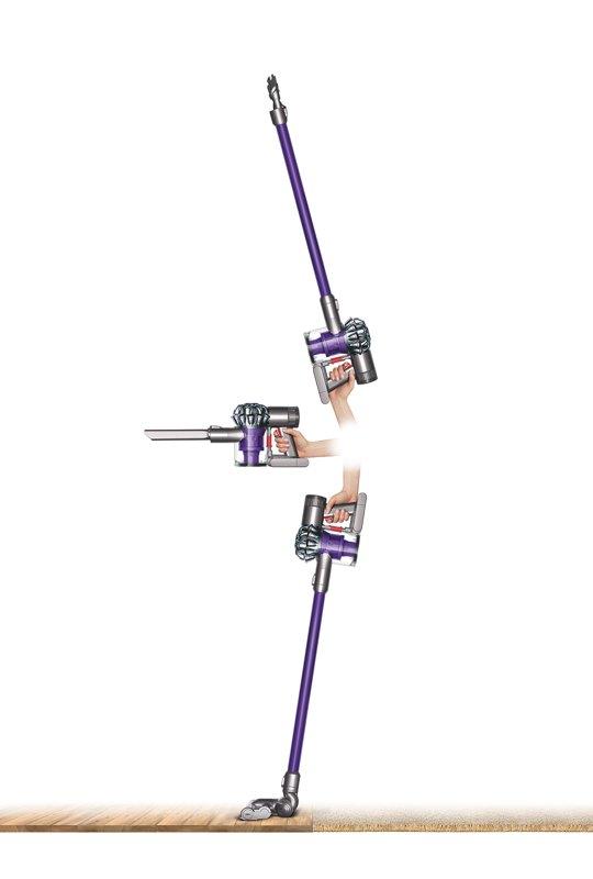 DC62 polyvalence