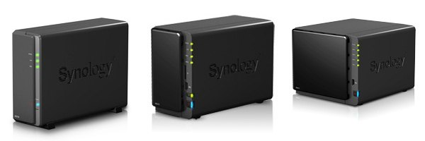 ds114 ds214play ds414 Synology lance les NAS DS114, DS214play et DS414