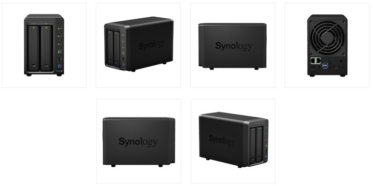 Synology-DS214plus