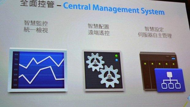 central-management-system
