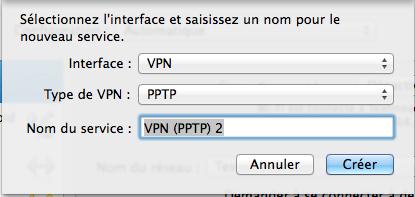 COnf VPN