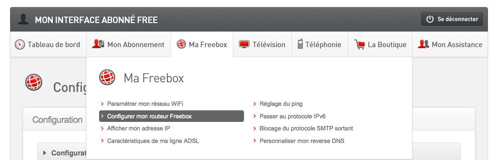 Ma Freebox