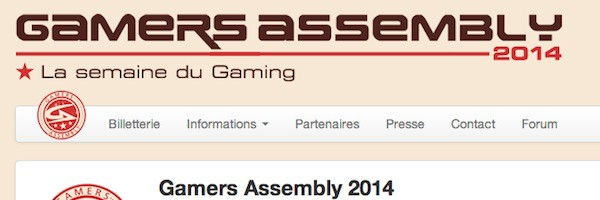 gamers assembly 2014 Gamers Assembly 2014