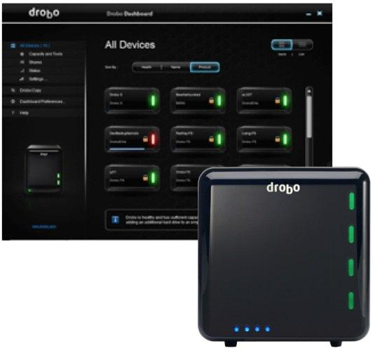 drobo-applications