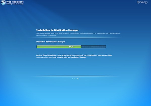 installation-synology-ds414