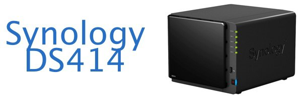 test synology ds414 review Test du NAS Synology DS414