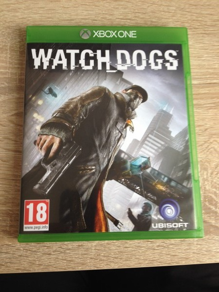 boite Watch Dogs