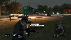 graphismes Watch Dogs 1