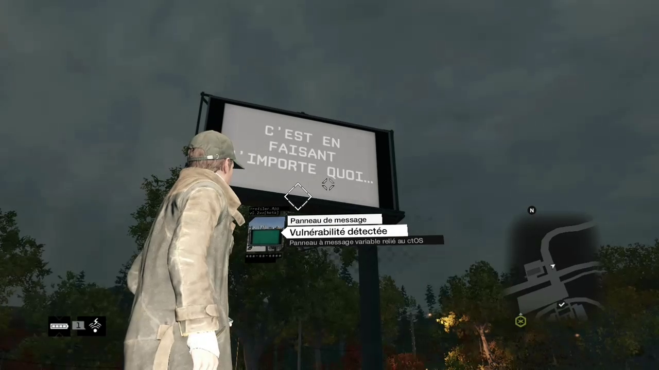 graphismes Watch Dogs 2