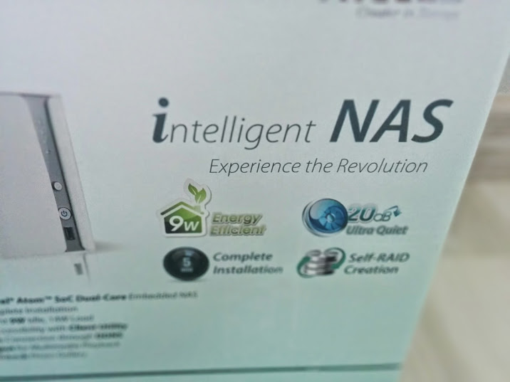 thecus intelligent nas