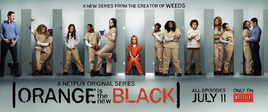 Orange is the new black - série