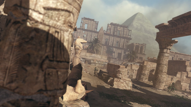 call of duty ghosts Pharaoh