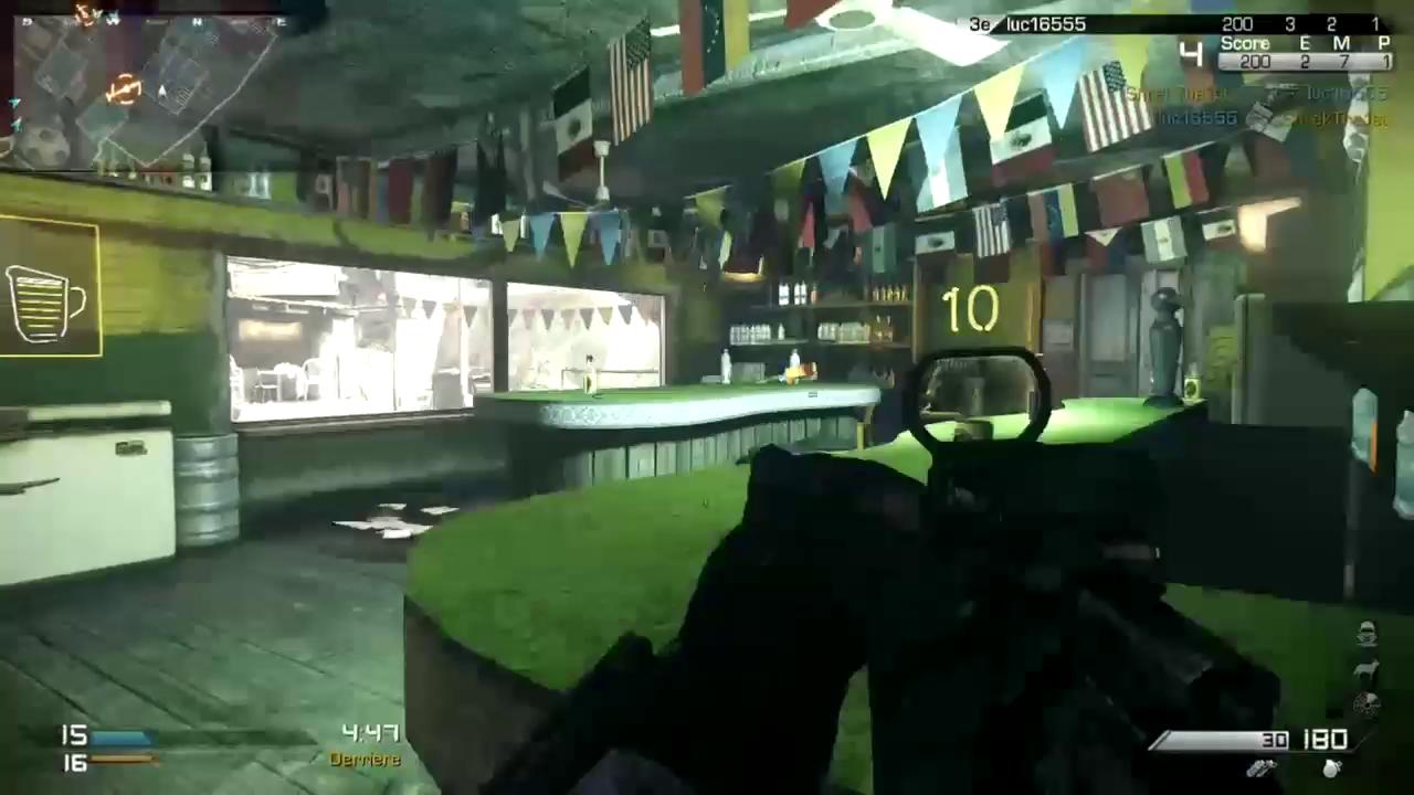 favela clin d'oeil