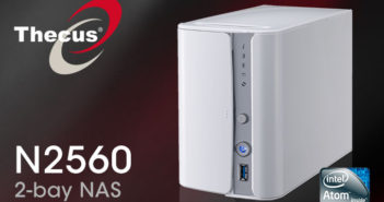 thecus n2560 nas 351x185 Front