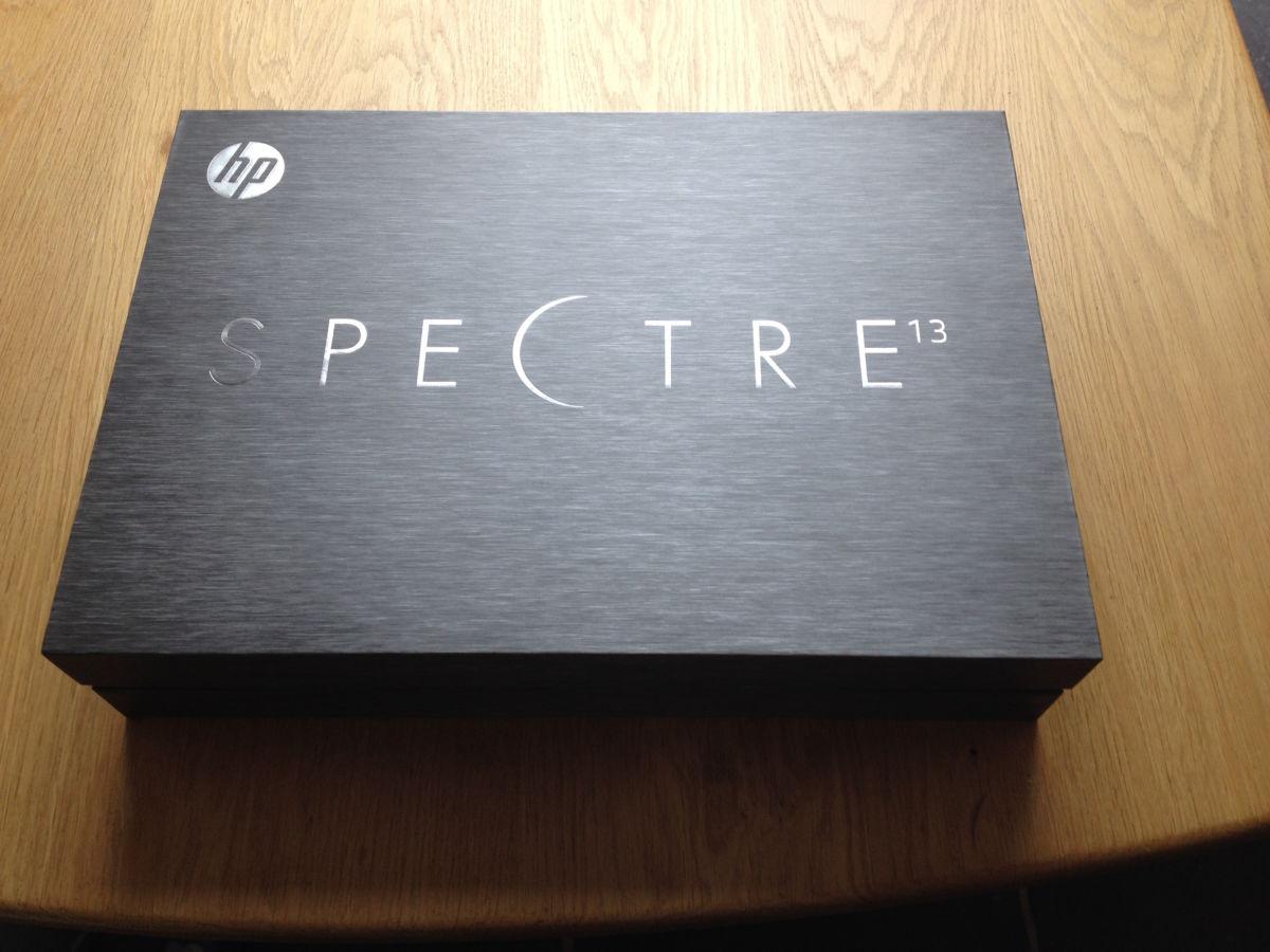 face packaging hp spectre 13