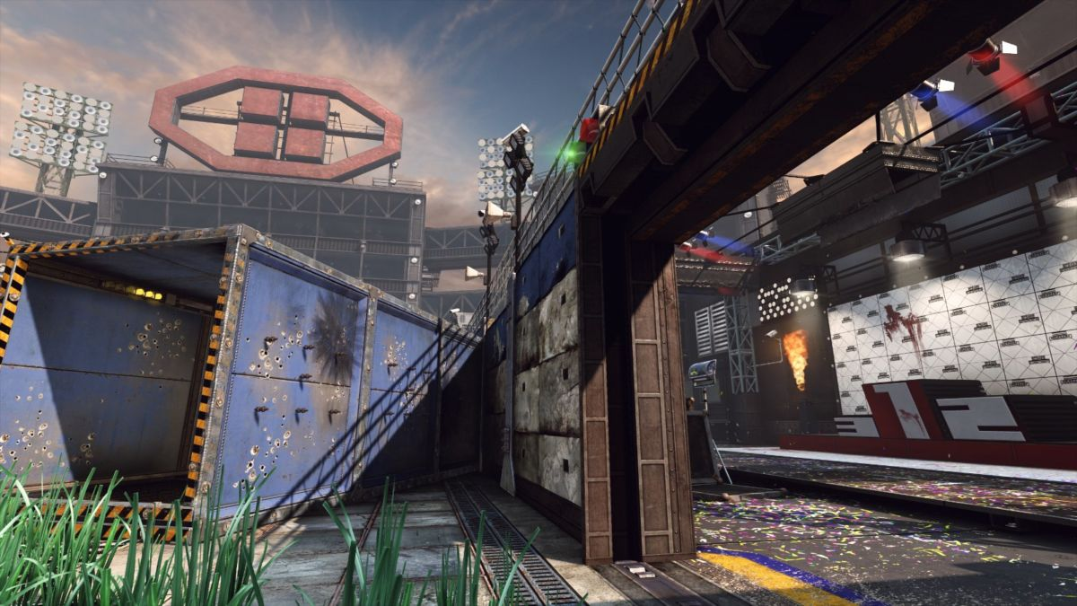 COD Ghosts Nemesis_Showtime Environment