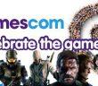 Gamescom 2014 110x96 Front