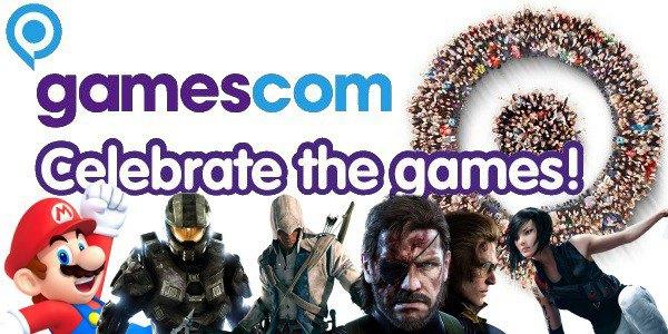 Conférence de presse Gamescom 2014